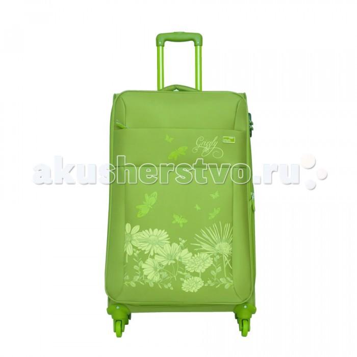 """Grizzly LT-594 Сет чемоданов 20, 24 и 28"""""""