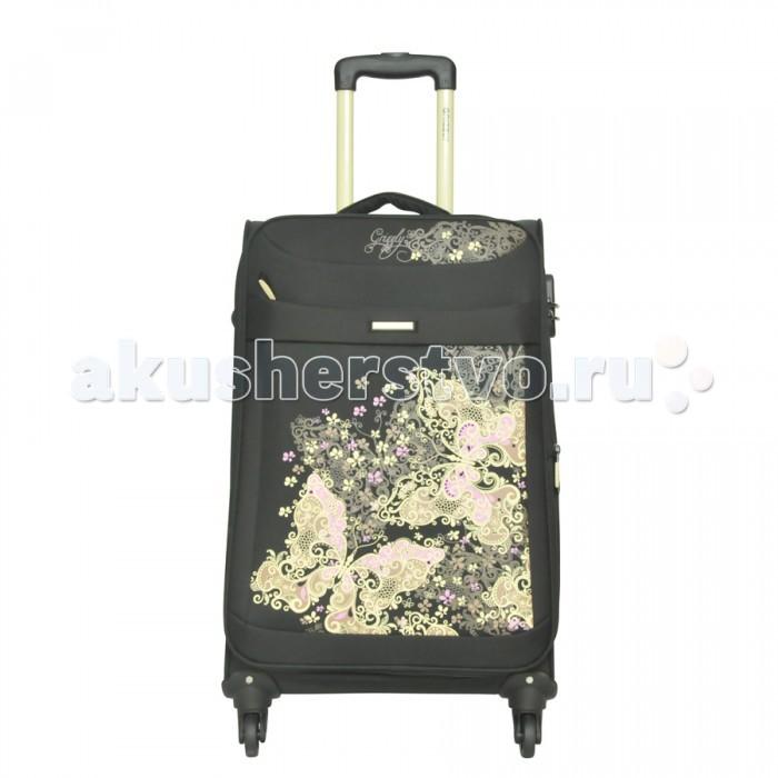 """Grizzly LT-596 Сет чемоданов 20, 24 и 28"""""""