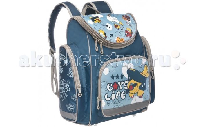 Grizzly Рюкзак школьный с мешком для обуви RA-332-6Рюкзак школьный с мешком для обуви RA-332-6Grizzly Рюкзак школьный с мешком для обуви RA-332-6   Особенности: рюкзак-трансформер школьный с одним отделением,  боковыми и передним объемными карманами,  внутренними жесткими перегородками и карманом-пеналом,  с мягкими лямками и укрепленной спинкой,  ручкой для переноски. в комплекте рюкзак-мешок для обуви.  Размеры: 37x36x18 см.<br>