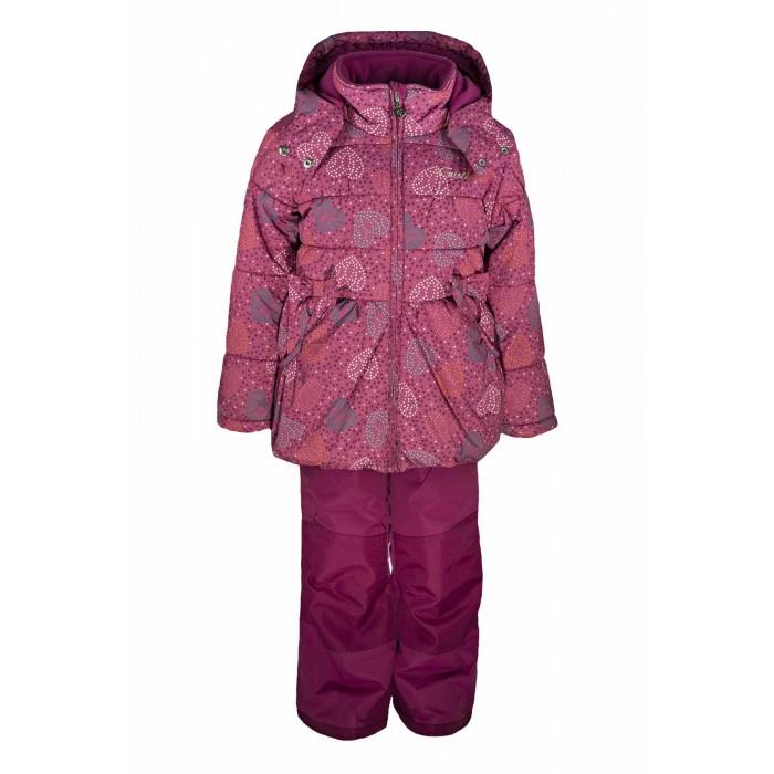 Gusti Boutique Комплект одежды GWG 3014Boutique Комплект одежды GWG 3014Зимний костюм Gusti состоит из куртки и полукомбинезона. В нем ребенку тепло и удобно независимо от того, какая температура на улице. Такая верхняя одежда – идеальный вариант для суровой зимы с сильными морозами.  Куртка:  Ткань верха shuss 5000мм  Наполнитель тек-полифилл плотностью 283 гр/м (10 унций)  Подклад флис на груди и спинке  Снегозащитная юбка  Трикотажные манжеты в рукавах, 2 внутренних кармана  Молнии и фурнитура YKK  Светоотражающие элементы 3М Scotchlite  Капюшон отстегивается, мех не отстегивается   Брюки:  Ткань верха taslan 5000мм + Cordura Oxford сзади, на коленях, и по низу брючин  Наполнитель тек-полифилл плотностью 170 гр/м (6 унций)  Регулируемые лямки полукомбинезона. Высокая грудка до размера 6х/120см; в размерах 7-14 лет отстегивающаяся спинка, грудки нет  Снегозащитные гетры. Регулируемая длина (отворот с креплением на липе)  Молнии и фурнитура YKK  Светоотражающие элементы 3М Scotchlite<br>