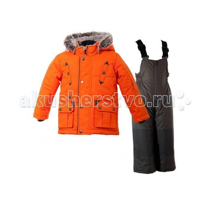Gusti X-Trem Комплект одежды XWB 4789X-Trem Комплект одежды XWB 4789Зимний костюм Gusti состоит из куртки и полукомбинезона. В нем ребенку тепло и удобно независимо от того, какая температура на улице. Такая верхняя одежда – идеальный вариант для суровой зимы с сильными морозами.  Куртка:  Ткань верха taslan 2000мм  Наполнитель тек-полифилл плотностью 230 гр/м (8 унций)  Подклад флис на груди и спинке  Снегозащитная юбка  Регулируемый рукав  Молнии и фурнитура YKK  Капюшон отстегивается  Брюки:  Ткань верха taslan 2000мм + Cordura Oxford сзади, на коленях, и по низу брючин  Наполнитель тек-полифилл плотностью 170 гр/м (6 унций)  Регулируемые лямки полукомбинезона.  Снегозащитные гетры.  Молнии и фурнитура YKK<br>