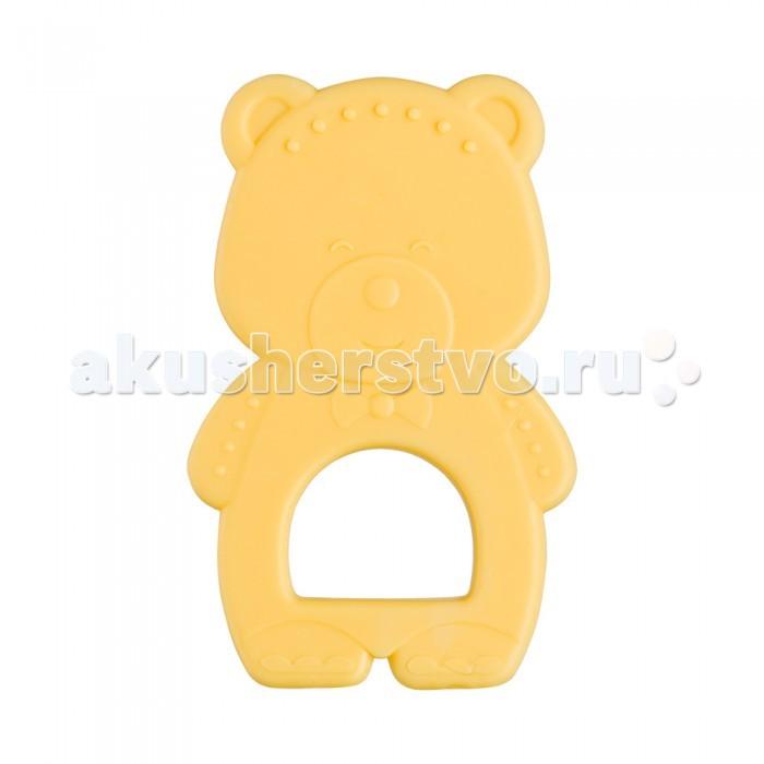 Прорезыватель Happy Baby Teether Teddy BearTeether Teddy BearПрорезыватель Happy Baby Мишка совершенно необходим в период, когда у малыша начинают резаться зубки. Мягкая часть с фактурной поверхностью, которую так удобно и приятно жевать, избавит ребенка от неприятных ощущений в деснах.  Уход: мыть горячей водой с мылом и тщательно ополаскивать. Сушить при комнатной температуре. Удалите все элементы упаковки перед использованием. Сохраняйте вкладыш иили упаковку с адресом предприятия-изготовителя для дальнейшего использования.  Внимание: вымыть перед первым использованием.<br>