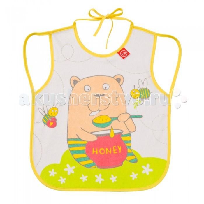 Нагрудник Happy Baby Baby Bib With Hangers от Акушерство