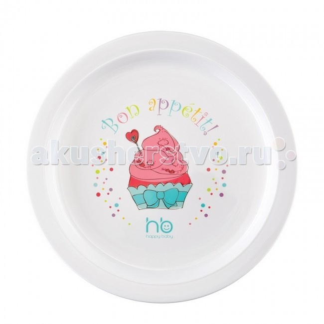 Happy Baby ������� ������� Children`s Plate