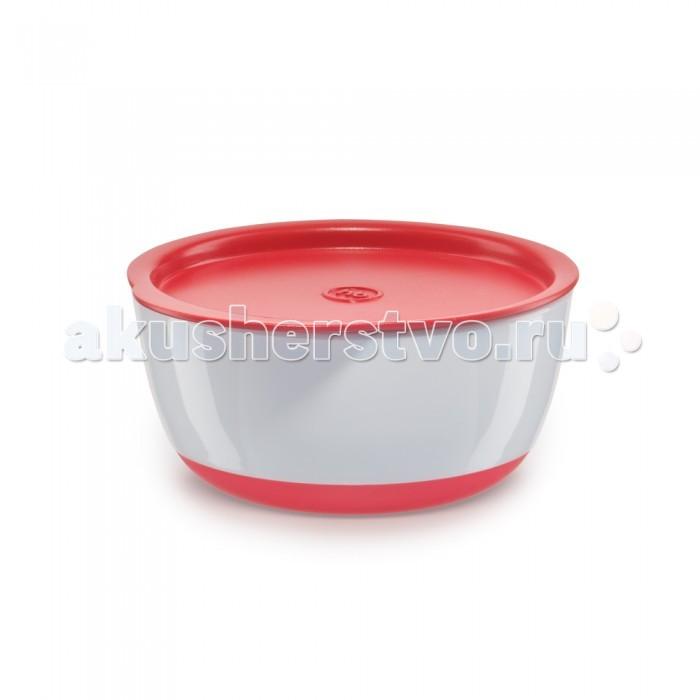 Happy Baby Набор тарелочек с крышкой Bowl SetНабор тарелочек с крышкой Bowl SetНабор тарелочек с крышкой Bowl Set  Характеристики: набор из двух глубоких тарелок (большая и маленькая) герметичная крышка на маленькую тарелку нескользящее дно  Описание Набор из двух глубоких тарелок BOWL SET WITH AIRPROOF LID отлично подойдет для ребенка, сделав процесс кормления приятным и комфортным. Благодаря герметичной крышке на маленькую тарелку ее можно взять с собой. Удобно для хранения продуктов. Нескользящее дно тарелочек предотвращает от случайного падения и проливания.<br>