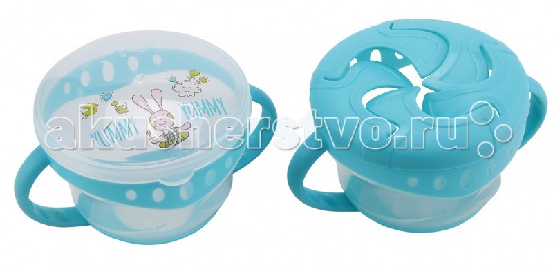 Happy Baby ����� ������� � ����� �������� Comfy plate double set