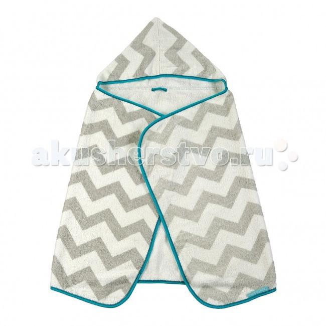 Happy Baby Полотенце с капюшоном Fluffy 125х60 см