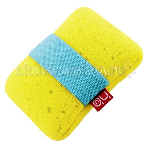 Мочалка Happy Baby Sponge + с эластичным фиксатором на рукуSponge + с эластичным фиксатором на рукуМочалка Happy Baby Sponge + с эластичным фиксатором на руку разработана специально для нежной кожи малыша. Прекрасно подходит для новорожденных.   Благодаря высококачественному мягкому материалу, из которого сделана мочалка SPONGE+, купание для вашего ребёнка станет ещё приятней. Эластичный материал внутри мочалки позволит плотно зафиксировать её на руке. Д  Для большего удобства имеется маленький кармашек, в который можно при необходимости положить мыльце.  Особенности: Мягкая и приятная на ощупь Подходит для нежной кожи малыша Яркие цвета Удобная форма Специальный кармашек для мыла<br>