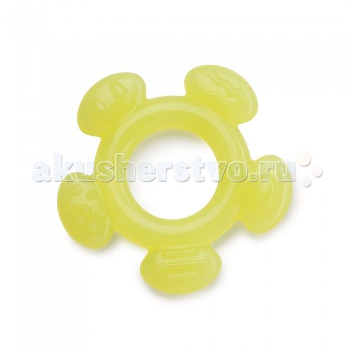 ������������� Happy Baby ����������� � ������� Silicone Teether