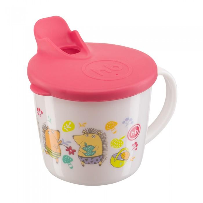 Happy Baby Тренировочная кружка с крышкой Training Cup