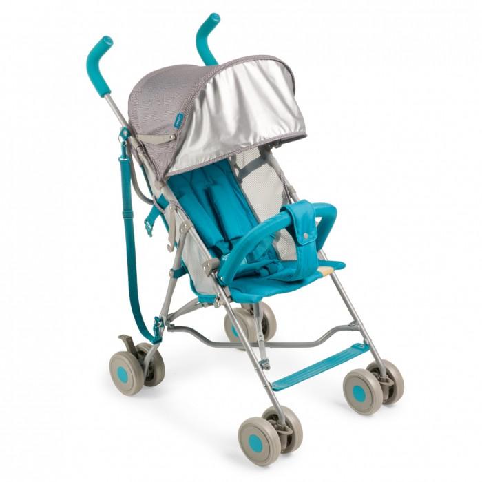 Коляска-трость Happy Baby TwiggyTwiggyКоляска Twiggy создана специально для тех, кто ценит максимальный комфорт при минимальном весе. Отличный ход обеспечивают сдвоенные колеса, из которых передние поворотные на 360&#8304; с возможностью фиксации. Передние колеса с амортизацией, что дает дополнительный комфорт для ребенка.   При весе всего 4.35 кг Twiggy имеет пятиточечные ремни безопасности, мягкие нескользящие ручки, съемный бампер, большой капюшон с возможностью увеличения, ремень для переноски, а также подстаканник.  Кол-во положений спинки: 2 положения Передние поворотные колеса с возможностью фиксации В комплекте: подстаканник, ремень для переноски Рама: металл, пластик  Тканные материалы: 100 % полиэстер  Колеса: пластиковые с покрытием EVA (этиленвинилацетат)  Габариты в разложенном виде ДхШхВ: 74*51*98 см Габариты в сложенном виде ДхШхВ: 109*29*34 см Вес коляски: 5,6 кг Ширина сиденья: 30 см Глубина сиденья: 26 см Длина спального места: 69 см Ширина колесной базы: 51 см Диаметр колес: 13 см<br>