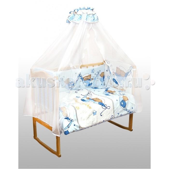 Комплект в кроватку Happy Dreams Счастливы Вместе (7 предметов)