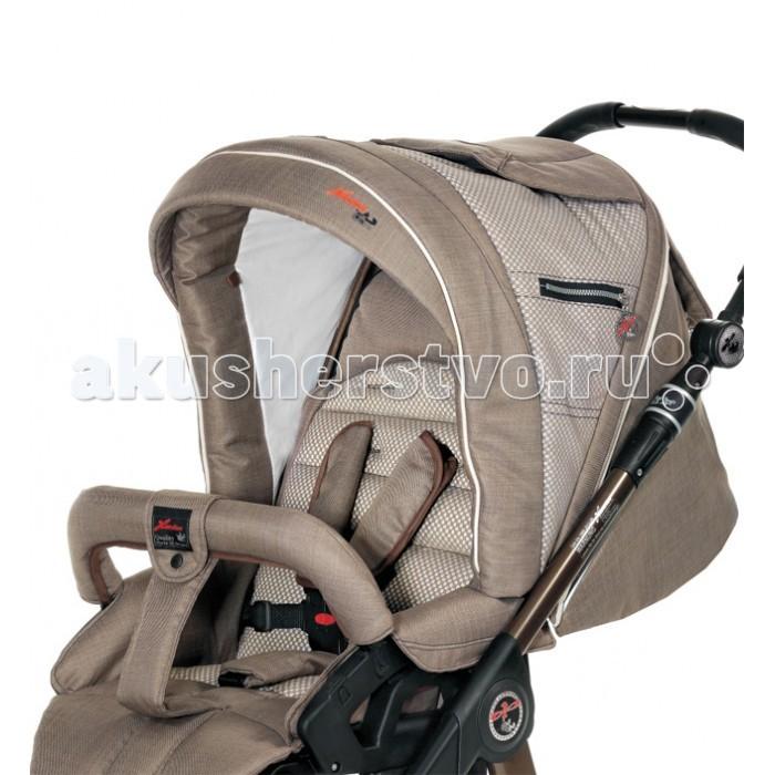 Коляска Hartan VIP XL 2 в 1VIP XL 2 в 1Модель Hartan VIP XL - современная стильная коляска 2в1 для новорожденных с прогулочным блоком в комплекте.  Новая комбинация два в одном: стильная и многофункциональная. В модели VIP XL устанавливаются новые стандарты комфорта, безопасности и дизайна, при этом она исключительно удобна для детей.   Сиденье и спинка в прогулочном блоке могут индивидуально регулироваться для идеального комфорта ребенка   Складная переносная люлька для новорожденных просторна, и в то же время она может складываться и становиться совершенно плоской для удобства транспортировки   Регулируемая подвеска в зависимости от веса ребёнка   Телескопическая ручка   Многоцелевой регулируемый капор   Эргономичное гипоаллергенное покрытие ручки   Моющийся чехол (при 30°C)   Просторная складная люлька для новорожденных   Автоматический предохранительный замок   Колеса с шарнирными соединениями, с центральным замком   Просторная сеть-корзинка (до 5 кг)   Удобные, надёжные тормоза   Стильные бескамерные колёса с подшипниками на прозрачных дисках  В комплекте: прогулочный блок, люлька для новорожденного, накидка на ножки, дождевик.  Модели могут как комплектоваться сумкой, так и поставляться без неё (обратите внимание на фото расцветок).  Размеры (ДхШхВ): 104х62х108 см Размер люльки (ДхШ): 82 x 39 см  Вес: 13,8 кг Диаметр колес (передн./задн.): 18,0/28 см<br>
