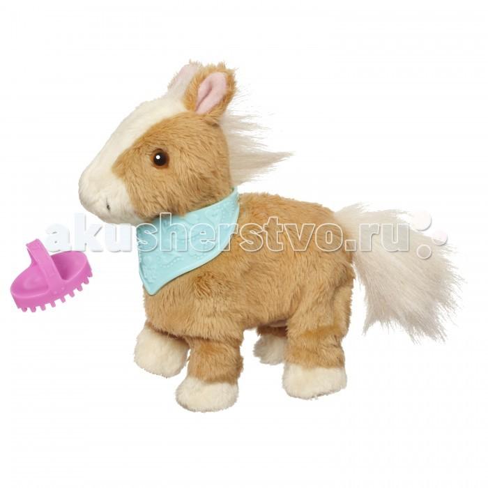 Интерактивная игрушка FurRealFriends Hasbro Ходячие ласковые зверята Пони