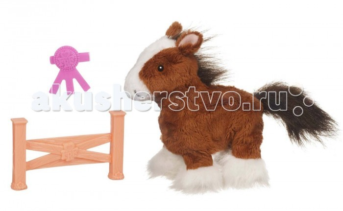 ФОТО furrealfriends hasbro Ходячие ласковые зверята Пони