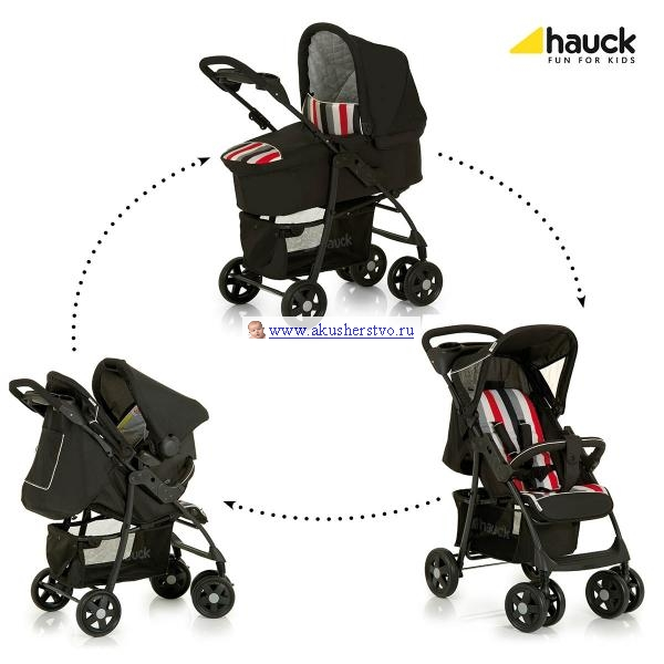 ������� Hauck Shopper Trioset 3 � 1