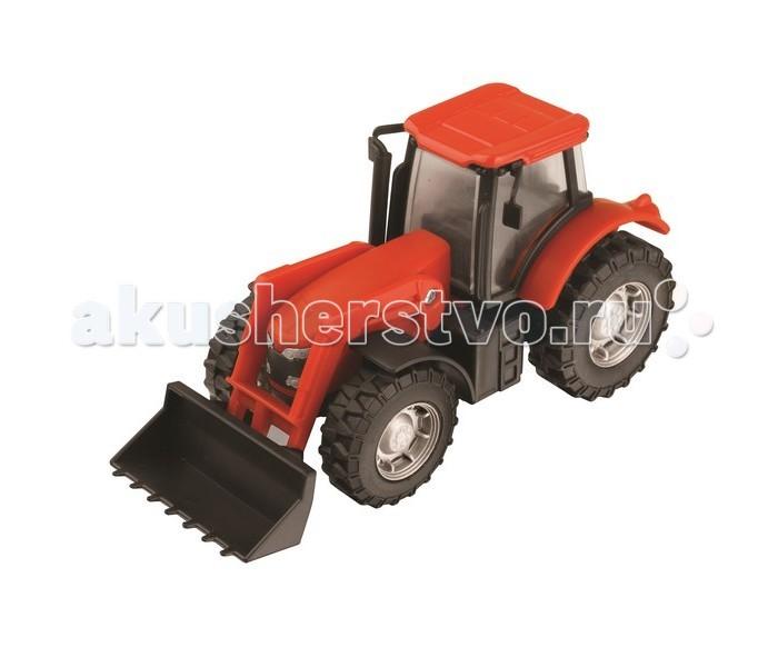 Roadsterz Фермерский трактор 1372302Фермерский трактор 1372302Детки всегда хотят всё, как у взрослых. Даже, если это трактор. Понятное дело, что взрослые серьезную технику ребенку не доверят. Но как же удовлетворить любопытство чада? Выход есть!   Масштабные модели автомобилей и техники от британского бренда HTI! Высокая степень детализации делает их максимально приближенными к оригиналу. Игрушки отвечают строжайшим европейским требованиям безопасности, поэтому за ребенка не стоит переживать. Такие модельки также понравятся взрослым коллекционерам.  Фермерский трактор – землекопатель от HTI станет неотъемлемой частью мальчишеских забав. Подвижные части сделают ролевую игру увлекательной. Модель представлена в масштабе 1:43 и трех цветовых вариациях – красный, синий и зеленый. Подойдет для детей с 3 лет.<br>