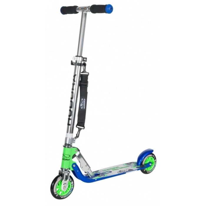 Самокат Hudora Big Wheel 125Big Wheel 125Самокат Hudora Big Wheel 125 - это самокат с большими колесами диаметром 205 мм еще лучше, еще быстрее, более безопаснее, более яркий дизайн. Регулируемый по высоте руль.  Особенности: Минимальная высота руля: 69 см Максимальная высота руля: 95 см Размер платформы для ноги (ДхШ): 30 х 11 см Длина в разложенном виде: 97 см Материал колес: PU (пенополиуретан) Диаметр переднего колеса: 125 мм Диаметр заднего колеса: 125 мм Подшипники: Abec - 5 хром<br>