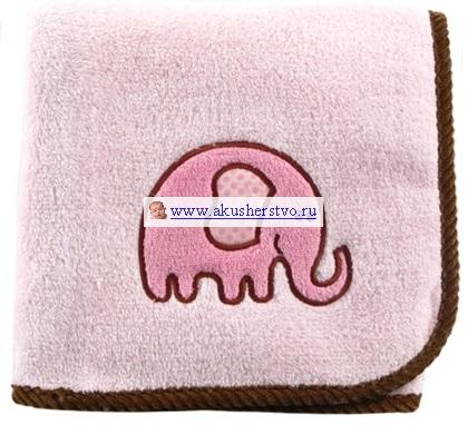 Плед Hudson Baby Слонёнок 76х101 см