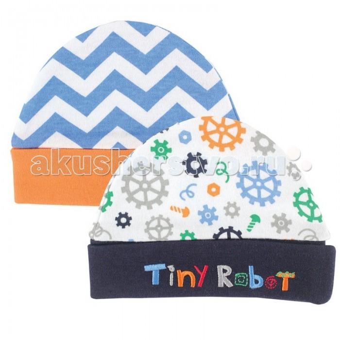 Hudson Baby Комплект шапочки Робот 2 шт.