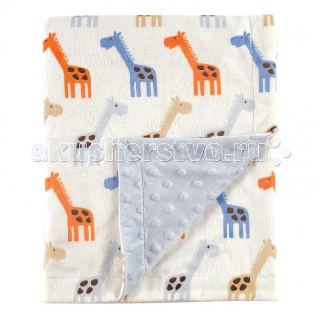 Плед Hudson Baby Жираф 76х102 см