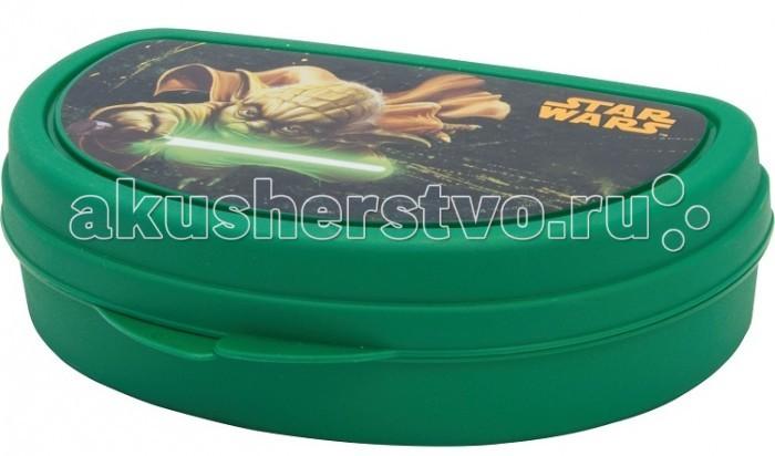 Idea (М-Пластика) Бутербродница Звездные войны от Акушерство
