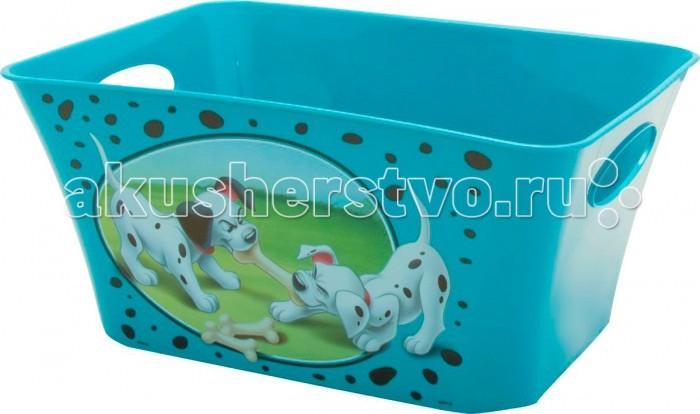 Idea (М-Пластика) Корзинка для игрушек Дисней 11 л