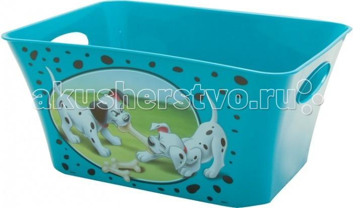Idea (М-Пластика) Корзинка для игрушек Дисней 5 л