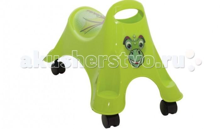Каталка Idea (М-Пластика) Табурет на колёсах