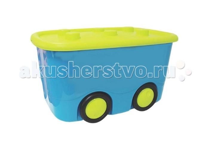 Idea (М-Пластика) Ящик для игрушек Моби