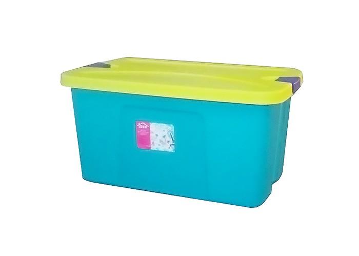 Idea (М-Пластика) Ящик для игрушек СекретЯщик для игрушек СекретIdea (М-Пластика) Ящик для игрушек Секрет станет прекрасным дополнением к интерьеру детской комнаты. С помощью ящиков Вы сможете украсить интерьер комнаты, научить ребенка порядку, а также создать дополнительные места хранения.  Размер: 59х39х29.5 см<br>