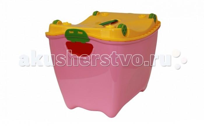 Idea (М-Пластика) Ящик для игрушек Супер-Пупер