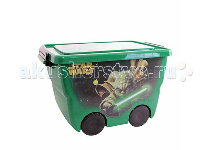 Idea (М-Пластика) Ящик для игрушек Звёздные войны