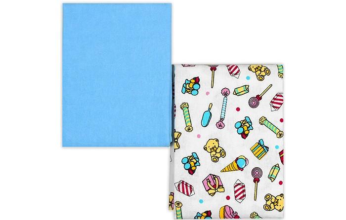 Пеленка Idea Kids Комплект фланель 2 шт. 130х90 см