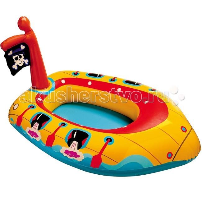 надувные круги и лодки для детей