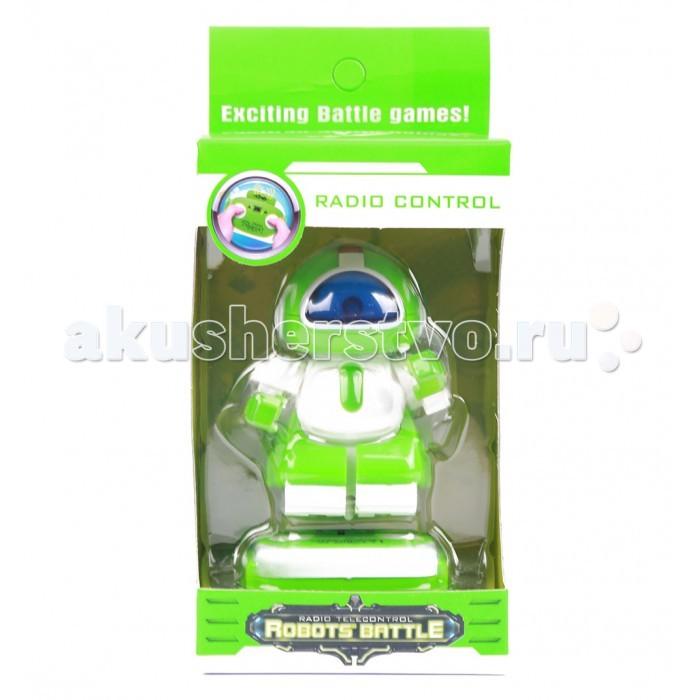 Интерактивная игрушка Игруша Робот на радиоуправлении
