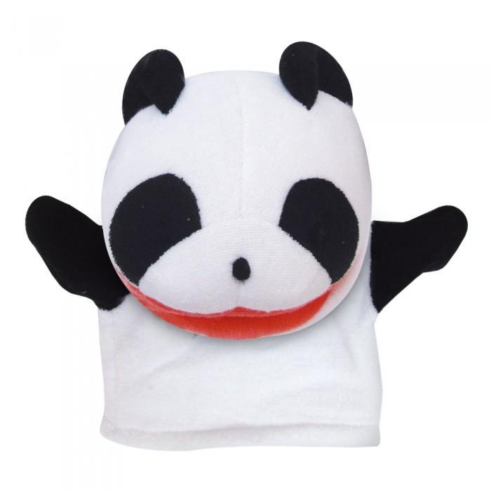 Мочалка Сказка рукавичка с животными