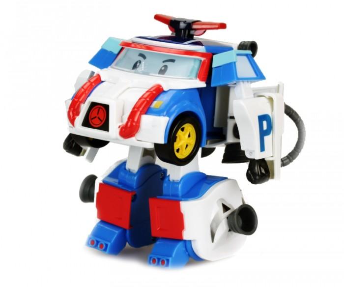 Robocar Poli Поли трансформер 10 см с костюмом астронавта от Акушерство
