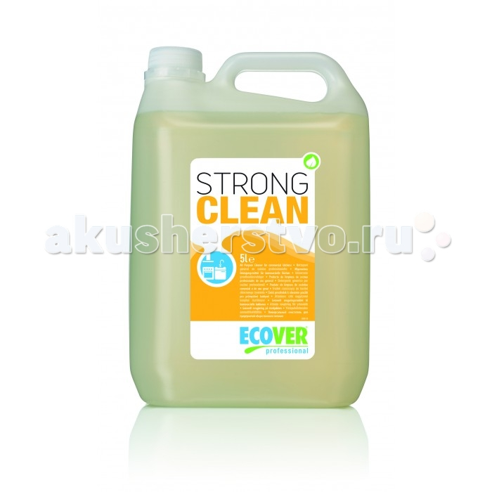Ecover Strong clean �������� ���������� � �������������� 5 �