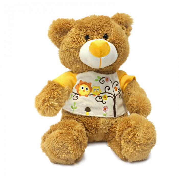Мягкая игрушка Maxitoys Мишка Берни 29 смМишка Берни 29 смМягкая игрушка Maxitoys Мишка Берни 29 см от которой ваш ребенок придет в восторг. Она изготовлена из безопасных высококачественных синтетических материалов, которые абсолютно безвредны для ребенка.   Особенности: Модель способствует развитию у детей воображения, усидчивости, тактильной  Компактную и легкую игрушку малыш всегда сможет брать с собой на прогулку. Крепкие швы надежно удерживают набивку игрушки внутри.  Такой очаровательный добродушный медвежонок окажется хорошим подарком не только детям, но и взрослым.<br>
