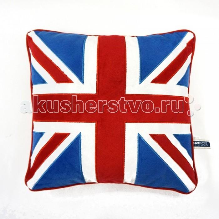 Maxitoys Подушка Британский Флаг