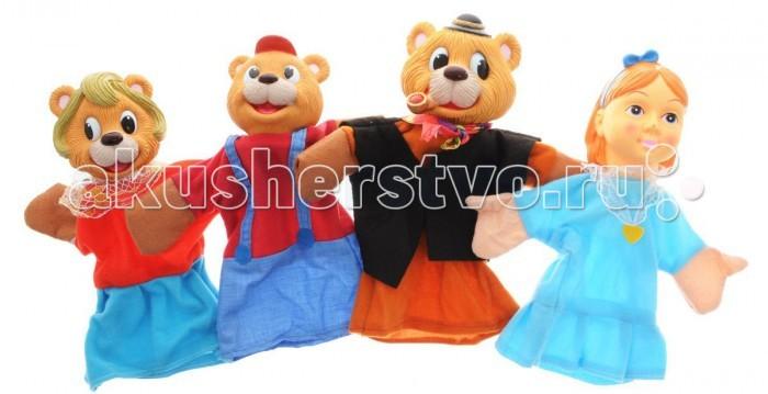 Yick Wah Кукольный театр Машенька и Три МедведяКукольный театр Машенька и Три МедведяYick Wah Кукольный театр Машенька и Три Медведя. Дети любят кукольный театр. Почему бы не устроить его дома, используя куклы-перчатки? Тогда малыш сможет быть не только зрителем, но и участником представления с собственным сюжетом.  Замечательные куклы из набора помогу вам разыграть настоящее представление, как для детей, так и с их участием. Набор состоит из 4 куколок, которые одеваются на руку.<br>
