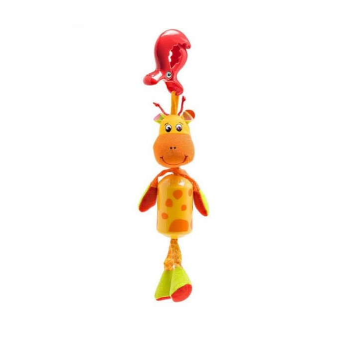 Подвесная игрушка Tiny Love колокольчик Жираф Самсон