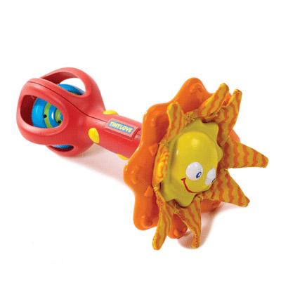 Погремушка Tiny Love Развивающая игрушка Подсолнух