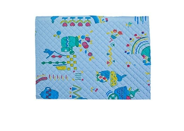 Пеленка Сказка Подстилка непромокаемая 44х58 смПодстилка непромокаемая 44х58 смПодстилка Сказка непромокаемая 44х58 см изготовлена из прочного, безопасного для малышей материала, который не промокает.  Подстилку можно использовать в детской кроватке, коляске, а также на пеленальном столике для массажа или при смене подгузников.  Изготовлена из прочного, безопасного материала.  Рекомендуется мыть теплой водой с мылом, тщательно споласкивать и сушить.  Цвета в ассортименте.<br>