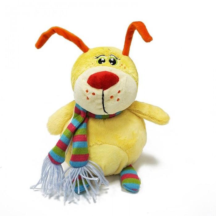 Мягкая игрушка Maxi Play Пузики Зайчик 20 смПузики Зайчик 20 смМягкая игрушка Maxi Play Пузики Зайчик 20 см станет настоящим другом-игрушкой для вашего ребенка. Малыш сможет играть с зайчиком, брать его вместе с собой спать в кровать.   Особенности: Компактную и легкую игрушку малыш всегда сможет брать с собой на прогулку. Крепкие швы надежно удерживают набивку игрушки внутри.  Такой очаровательный добродушный зайчик окажется хорошим подарком не только детям, но и взрослым.<br>