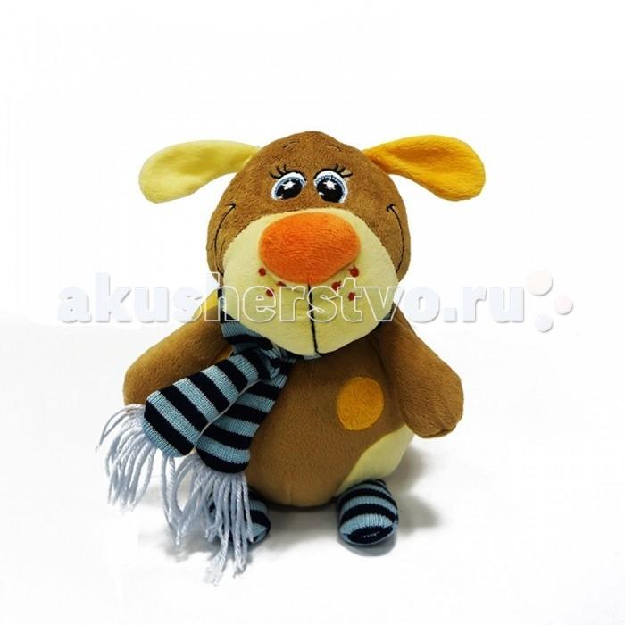Мягкая игрушка Maxi Play Пузики Собака 20 см