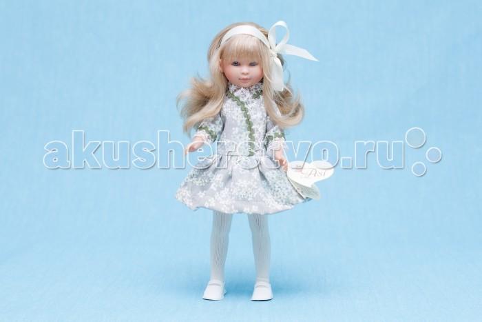 ASI Кукла Селия 30 см 163120Кукла Селия 30 см 163120Кукла, размер 30 см, выполнена из винила, длинные светлые волосы, в нежно-зеленом платье, в красивой подарочной коробке.<br>