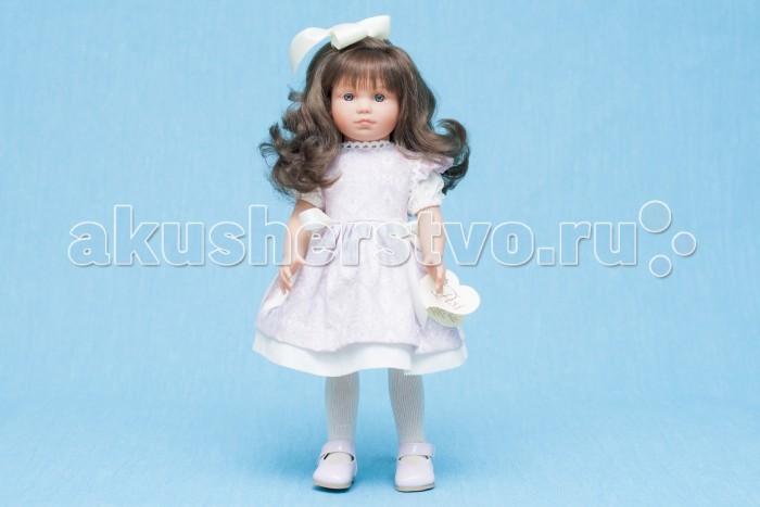 ASI Кукла Нелли 43 см 253110Кукла Нелли 43 см 253110Кукла, размер 43 см, выполнена из винила, длинные темные волосы, в розовом платье, в красивой подарочной коробке.<br>