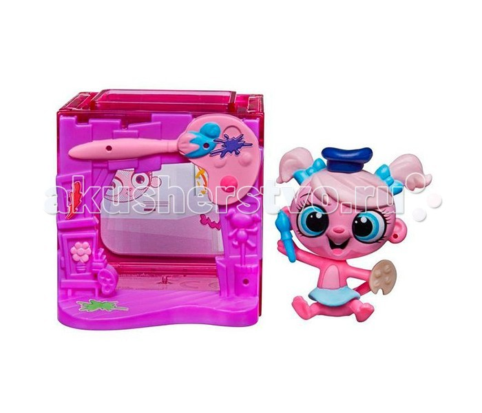 Littlest Pet Shop Мини Минка